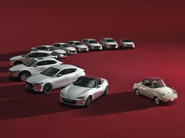 画像: マツダが100周年特別記念車の予約受注を開始。マツダのクルマづくりの原点「R360クーペ」がモチーフ