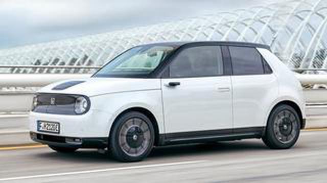 画像: 【海外試乗】ホンダe は世界に通用するクオリティのコンパクトBEV(電気自動車)。スポーティな走りも可能だ