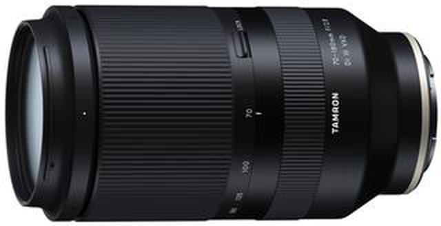 画像: タムロン、フルサイズミラーレス用大三元ズームの望遠ズーム 70-180mm F/2.8 Di III VXD(Model A056)発売