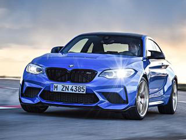 画像: BMW M2史上最高のパフォーマンスモデル「M2 CS」を6速MT仕様も含めて60台限定で発売