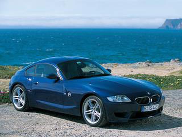 画像: 【ヒットの法則197】BMW Z4 Mクーぺはケイマンに対峙するピュアスポーツだった