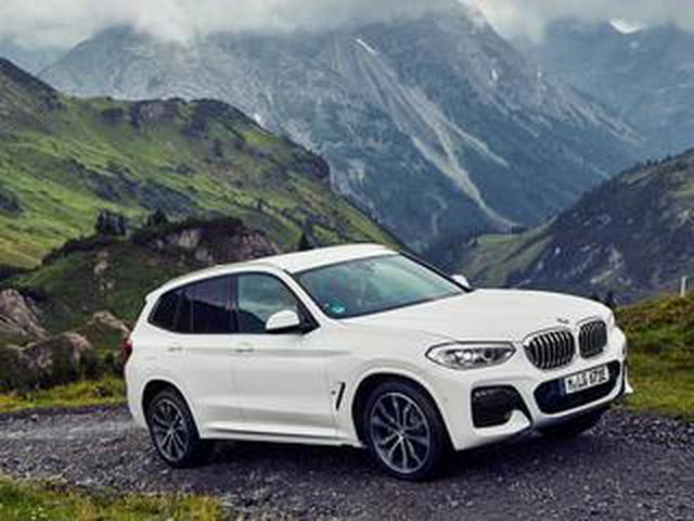 画像: BMW X3にプラグインハイブリッドモデル「X3 xDrive30e」登場