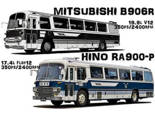 画像: 【モンスターマシンに昂ぶる】日本初の長距離高速バスは「乗用車より速く・強く・安全に!」を目指した[第3回]