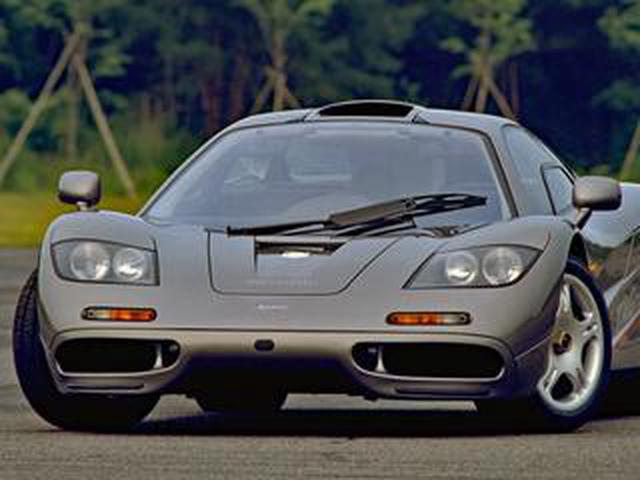 画像: 【スーパーカー年代記 048】「マクラーレン F1」はF1コンストラクターが作ったロードゴーイングカー