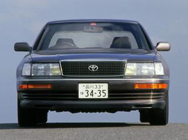 画像: 【平成クルマ遺産6】「トヨタ セルシオ」、ドイツ御三家を震撼させたメイド in ジャパンの衝撃