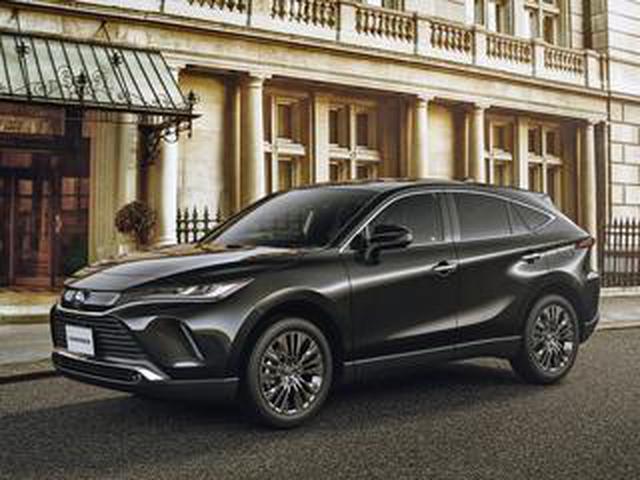 画像: トヨタが新型ハリアーを発表。全体的に大幅グレードアップ! 発売開始は2020年6月ごろの予定