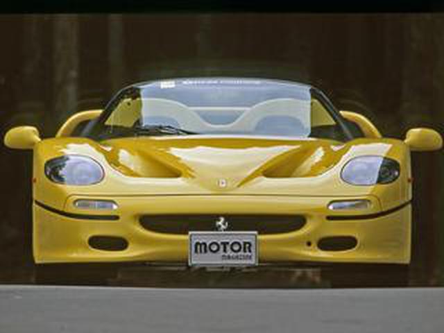 画像: 【スーパーカー年代記 050】F50はフェラーリ創立50周年を記念した「公道を走るF1」だ