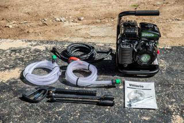 画像: オフロードバイク好きな工具屋さんが監修した エンジン付き洗車機がお買い得な4つのワケ