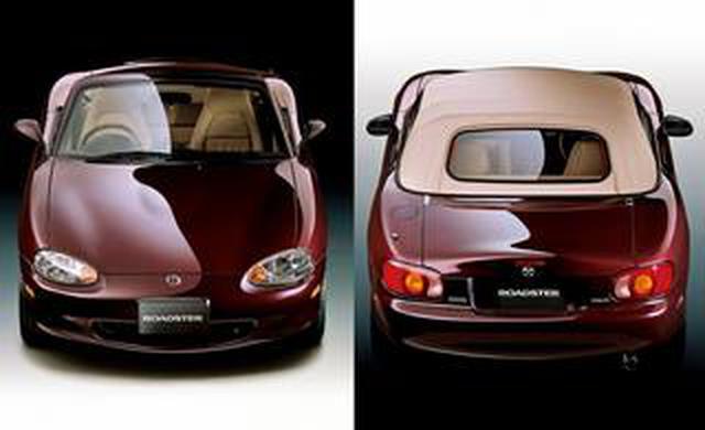 画像: 【特別なロードスターNB編02】初代の限定モデルで登場した人気カラーが「NRリミテッド」として復活