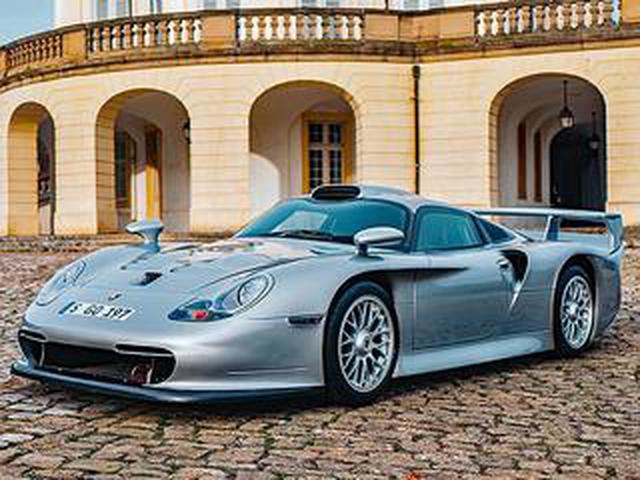 画像: 【スーパーカー年代記 051】ポルシェ 911GT1は、ル・マン制覇を目指して生まれたスーパー GTマシン