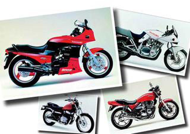 画像: いよいよ90年代に突入!人気沸騰の「ニンジャ」と「カタナ」もマイナーチェンジ!【日本バイク100年史 Vol.048】(1990年)<Webアルバム>