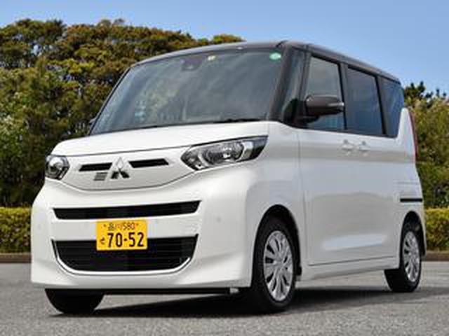 画像: 【ニューモデル写真蔵】約6年ぶりにフルモデルチェンジした三菱のスーパーハイト軽ワゴン、eKスペース