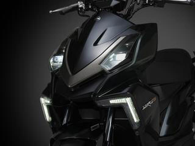 """画像: 【新車】""""ドラゴン""""をモチーフにしたSYMの新型150ccスクーター「DRG BT」がいよいよ日本上陸!"""
