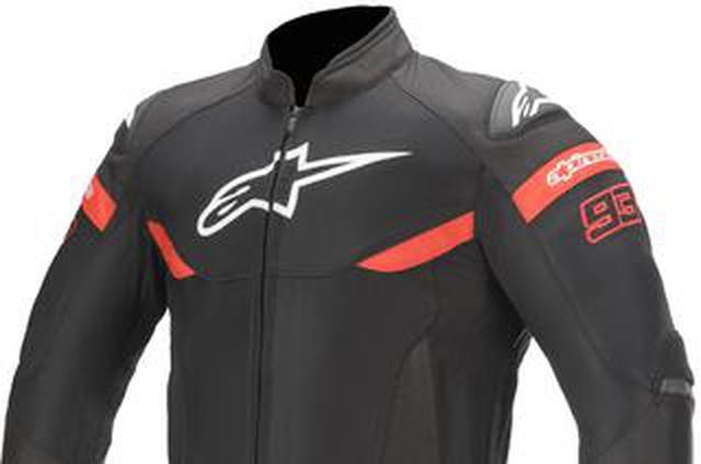 画像: 左腕の「93」って何でしょう? アルパインスターズの新作メッシュジャケットは、〇〇〇〇とのコラボ製品!