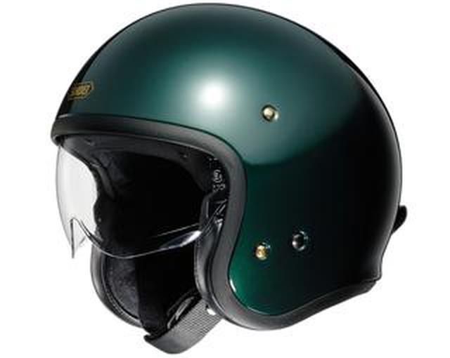 画像: 【SHOEI】ジェットヘルメット「J・O」2020年最新情報|新色を3カラー追加し、全8色で展開! 特徴と価格をチェック