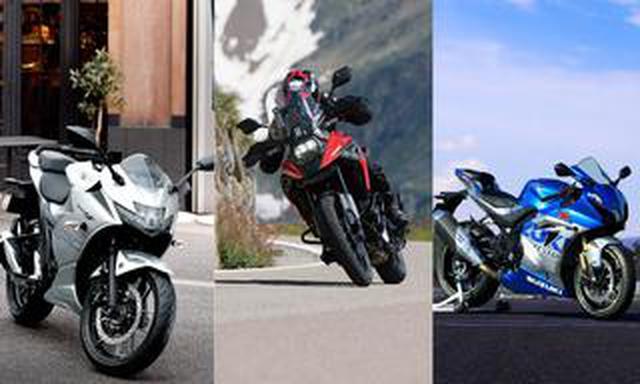 画像: 【本日発売】渾身の3モデルを一斉投下!スズキ『ジクサーSF250』『Vストローム1050/XT』『GSX-R1000R(100周年記念カラー)』を同日発売!