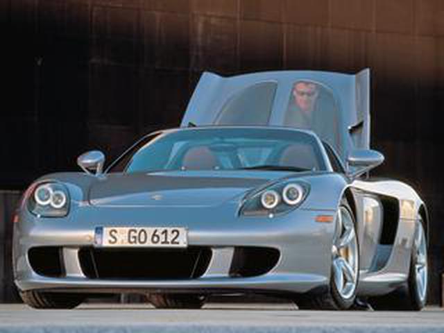 画像: 【スーパーカー年代記 060】ポルシェ カレラGTは、V10エンジンを搭載して究極のスーパー ポルシェを目指した