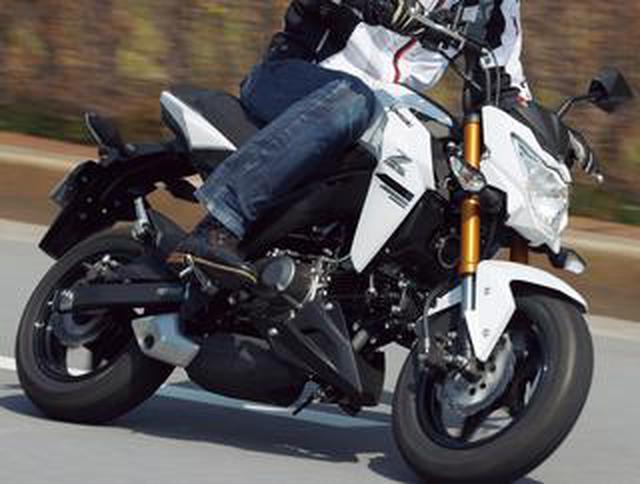 画像: カワサキ「Z125 PRO」(2020年)解説&インプレッション|シャープな走りが楽しめる原付二種スポーツバイク