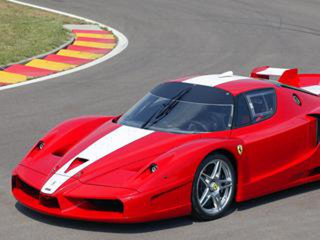 画像: 【スーパーカー年代記 066】「FXX」は選ばれたミリオネアしか手に入れられなかったスーパー フェラーリ