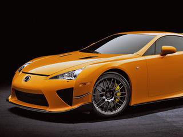 画像: 【スーパーカー年代記 071】レクサス LFAは世界で500台限定の「F」シリーズ最高峰モデル