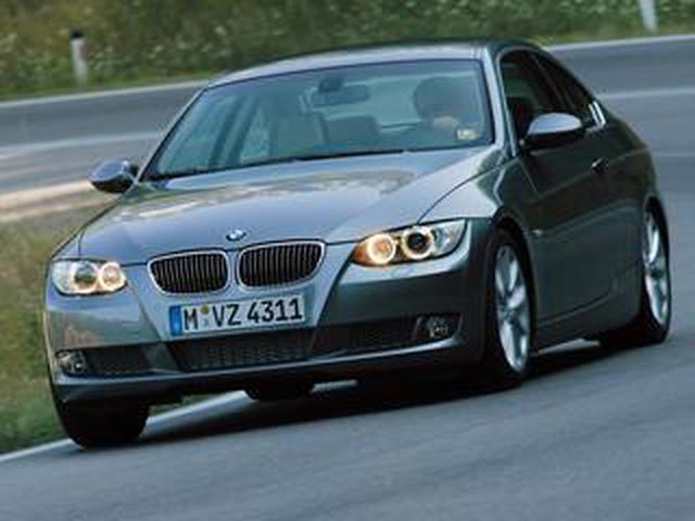 画像: 【ヒットの法則224】BMW 335iクーペには「これでもか」というほど新しいものが詰まっていた