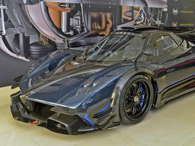 画像: 【スーパーカー年代記 074】パガーニ ゾンダは創始者オラチオ・パガーニが初めて手がけたスーパーモデル