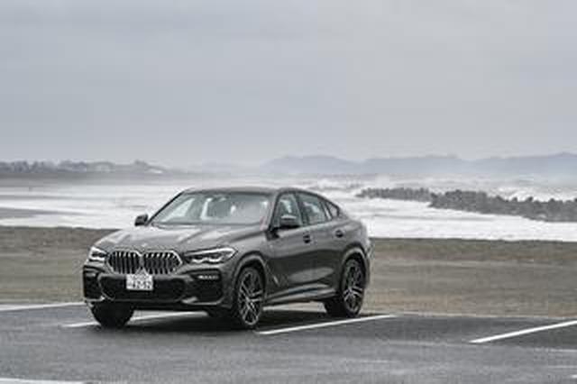 画像: 【試乗】X6 xDrive 35d Mスポーツ、BMWの直6はディーゼルでも気持ちよく走る