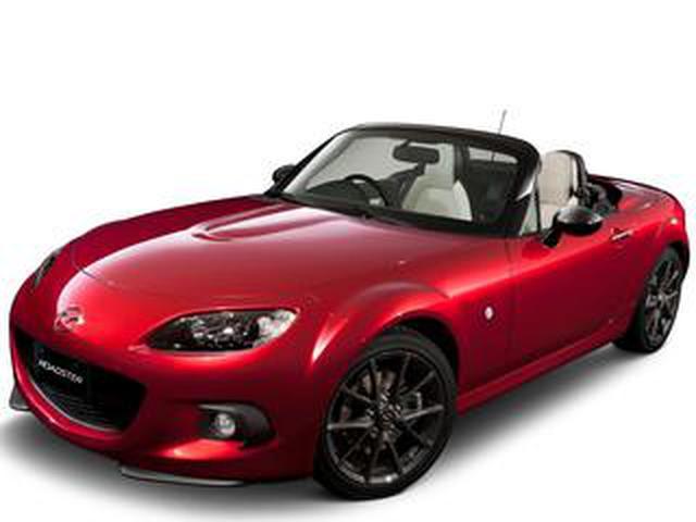 画像: 【特別なロードスター NC編9】たったの25台で希少価値は絶大、NC最後の限定車は「ロードスター25周年記念車」