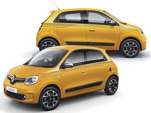 画像: ルノー トゥインゴにデジタルルームミラーやLEDヘッドライトを装備した「ブリヤント」を100台限定発売