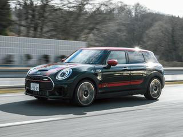 画像: 【輸入車年鑑 2020】MINI JCW クラブマンは愛くるしい存在感と機敏な走り、そして高い実用性を持つ