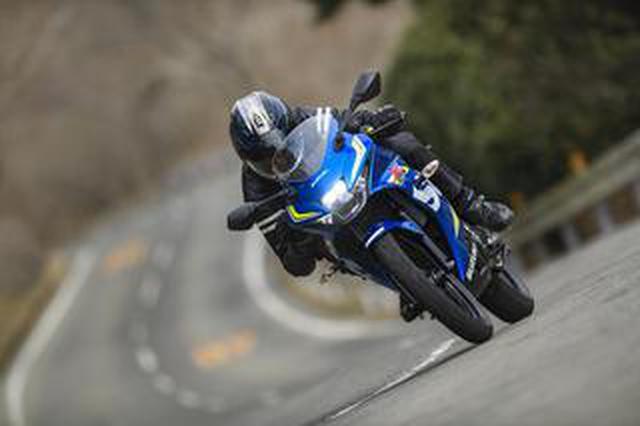 画像: 【後編】大事なことは125ccでも大型バイクでも変わらない。原付二種のスズキ『GSX-R125』がそのお手本![SUZUKI GSX-R125]