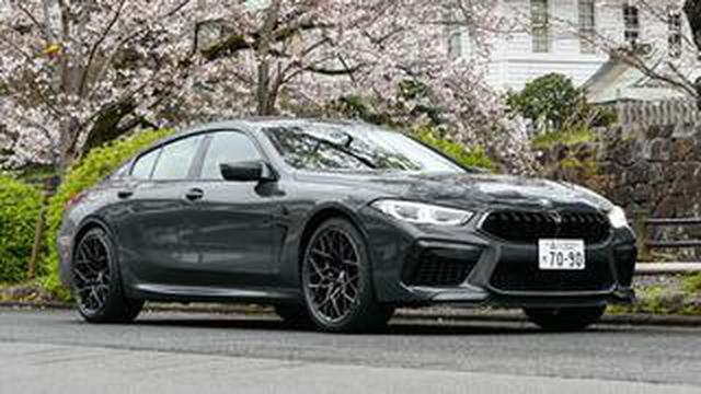 画像: 【試乗】BMW M8グランクーペ コンペティションはM社史上最強のハイパフォーマンスモデル