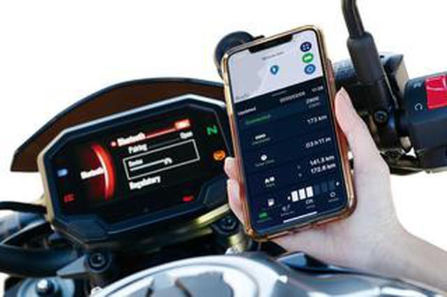 画像: カワサキの新型車に備わる「スマホ接続機能」を解説! 電子制御システムの設定や走行ルートのログまで取れる画期的な新機構【現代バイク用語の基礎知識】