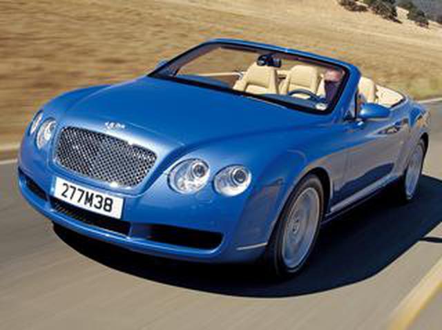 画像: 【ヒットの法則236】ベントレー コンチネンタル GTCにはイギリス車だからこそ実現できた世界があった