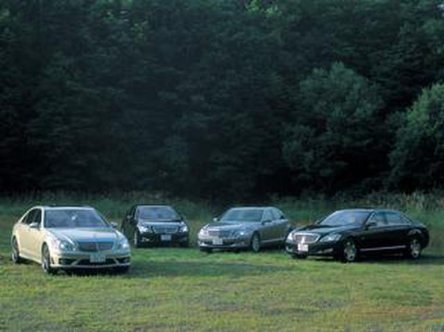 画像: 【ヒットの法則237】W221型メルセデス・ベンツSクラスはドライバーを楽しませてくれるクルマでもあった