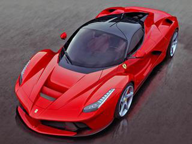画像: 【スーパーカー年代記 086】ラ・フェラーリは、F1のKERSをベースに作り上げられたハイブリッド スーパースポーツ