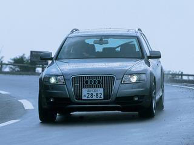 画像: 【ヒットの法則240】アウディA6オールロードクワトロはいざとなればどんな道も走れる都会派だった