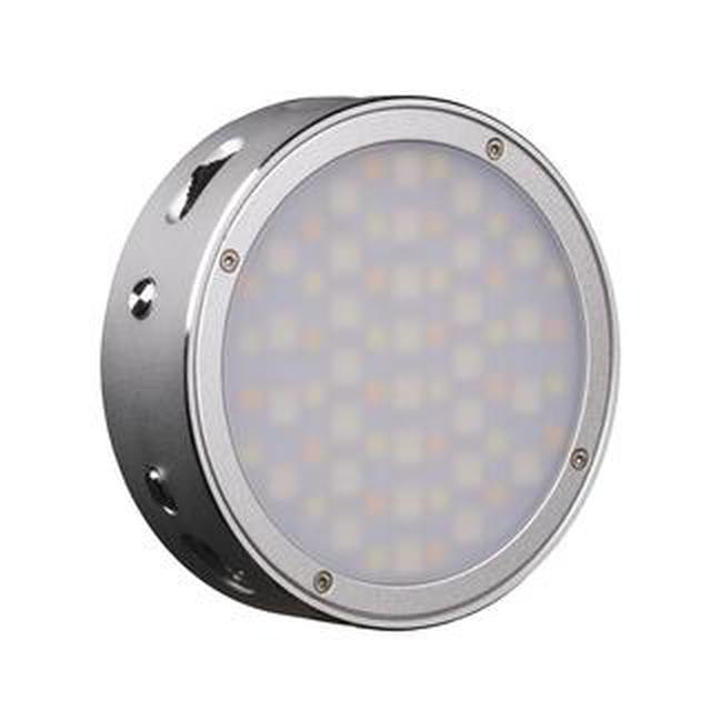 画像: 照明の演出にも活用できる手のひらサイズのLEDライト GODOX R1 ミニクリエイティブ LED ライト