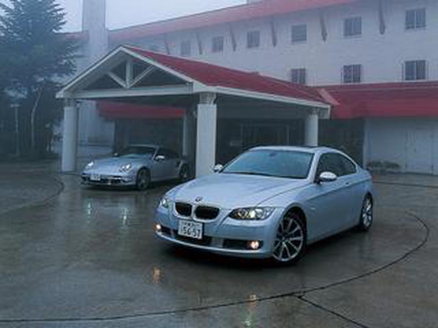 画像: 【ヒットの法則241】BMW 335iクーペとポルシェ911ターボにはツインターボだけではない共通点があった