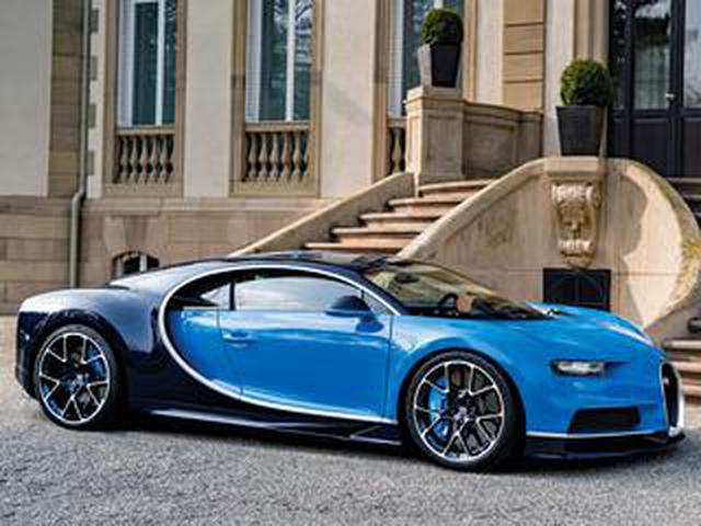 画像: 【スーパーカー年代記 092】ブガッティ シロンはヴェイロンの後継として500台限定生産される3億円カー