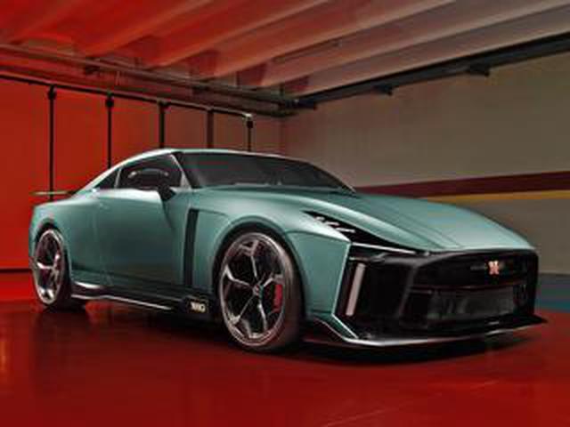 画像: 世界限定50台のスーパーGT-R「日産 GT-R50 by イタルデザイン」がいよいよ生産を開始!