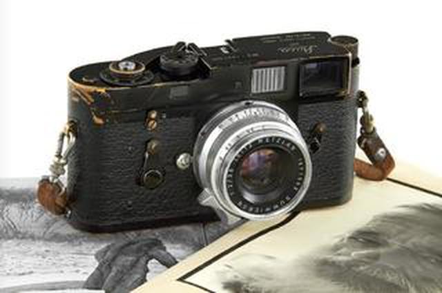 画像: 写真家ウォーカー・エヴァンス氏所有のLeica M2 Black Paintも出品予定 第36回Leitz Photographica Auction開催