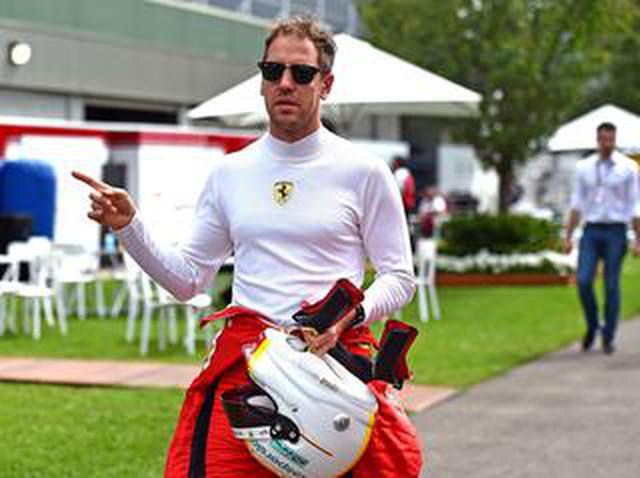 画像: F1フェラーリからヴェッテルが離脱決定、開幕前にグランプリは大混乱【モータースポーツ】