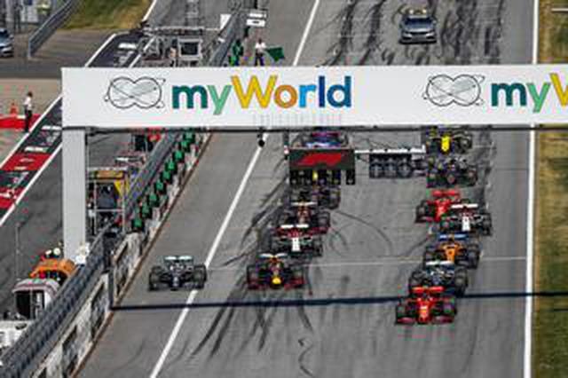 画像: 2020年 F1グランプリの開幕が正式に決定、7月5日、オーストリアでスタート