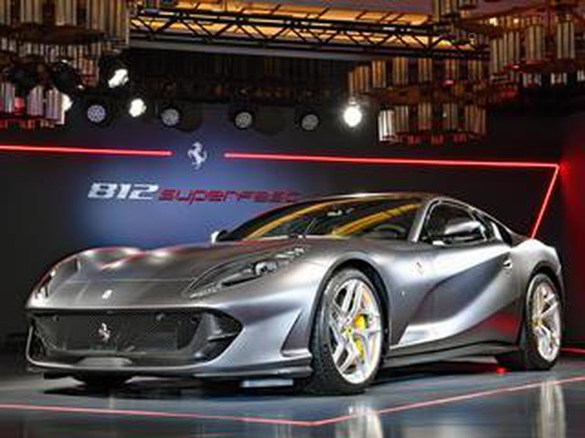 画像: 【スーパーカー年代記 100】812スーパーファストはフェラーリ史上最強の800psを誇るFRスーパースポーツ