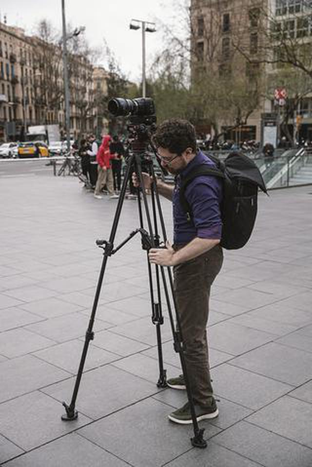 画像: ヴァイテックイメージング は ビデオ三脚「マンフロット FAST ビデオ三脚シリーズ」を 6月19日より順次発売。
