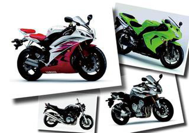 画像: 2006年、600ccクラスのレースを制覇するためにフルモデルチェンジされた「YZF-R6」が登場!【日本バイク100年史 Vol.092】(2006年)<Webアルバム>