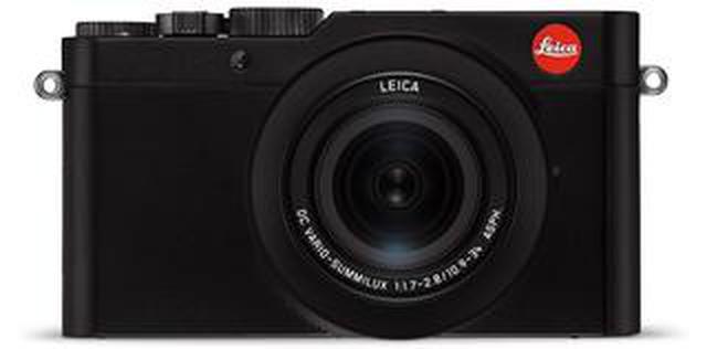 画像: ライカD-LUX7にブラックモデルを追加