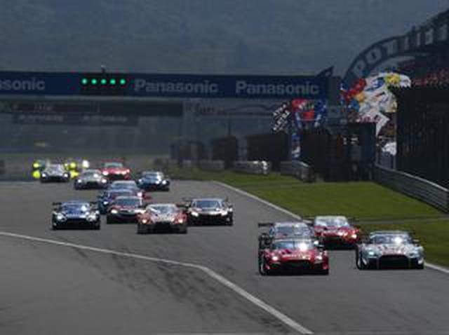 画像: 7月19日、スーパーGTが富士スピードウェイでいよいよ開幕へ【モータースポーツ】