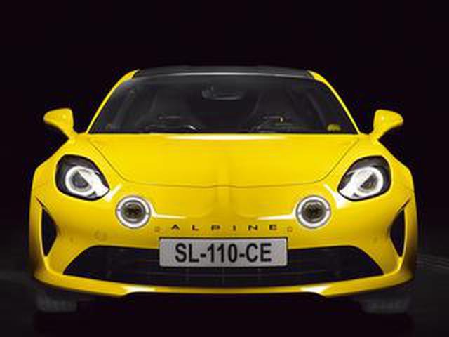 画像: 「アルピーヌ A110 カラーエディション2020」は初代で人気だったソリッドイエローを復刻
